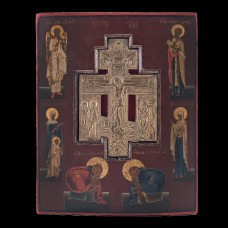 Crucifixion of Jesus  Icon 001/0240 D