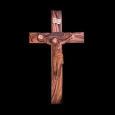 004/0007 Olive wood cross