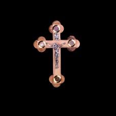004/0008  Olive wood cross