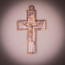 005/0037 Olive wood cross